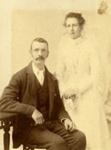 Photograph [Joseph and Ada Holland]; [?]; 1899; CT83.1485b