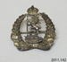 Badge, military; [?]; c1914-1918; 2011.142