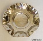 Dish; A.B.C. Stores, Owaka; [?]; CT82.1538a1