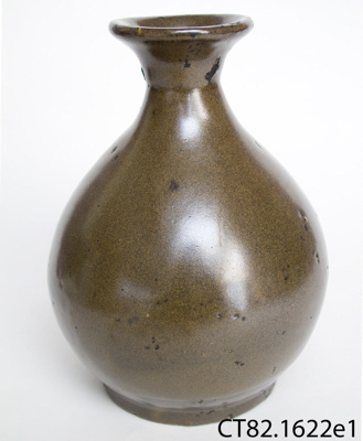 Bottle; 1870-1890; CT82.1622e1