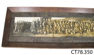 Photograph [Ratanui School Golden Jubilee]; Phillips, E A (Dunedin); 13.05.1939; CT78.350