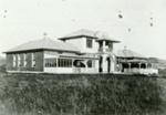 Photograph [Owaka Hospital]; Eastes & Kerr, Owaka; 20th century; CT80.1301a