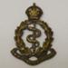 Badge, military; J R Gaunt & Son; 20th century; CT78.847f