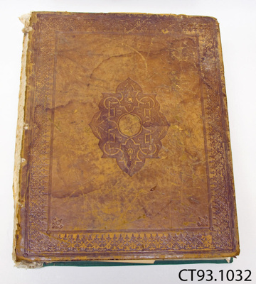 Bible; Archibald Fullarton & Co; 1833; CT93.1032