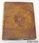 Bible; Archibald Fullarton & Co; 1833; CT93.1032