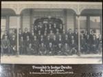 Photograph [Owaka Masonic Lodge]; [?]; c1919; 2010.450.6