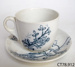 Teacup and saucer; F Winkle & Co (Ltd); 1890-1910; CT78.912
