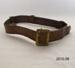 Belt, military; Triggs & Denton; early 20th century; 2010.98