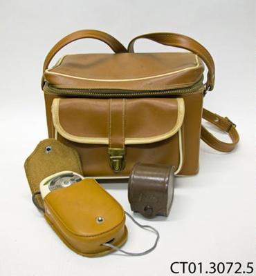 Bag, camera; [?]; [?]; CT01.3072