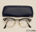 Spectacles and case; Fairmaid & Chance; 1960s; CT77.299b