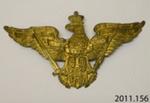 Insignia, military; [?]; [?]; 2011.156