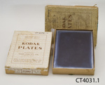 Plates, glass; Kodak (A/asia) Pty. Ltd.; [?]; CT4031.1