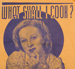 Cook book, What Shall I Cook?  ; The W H Comstock Co Ltd; 1939; CT95.10e