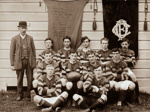 Photograph [Owaka Football Club, 1903]; [?]; 1903; CT83.1638e