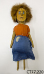 Doll; Nind, George (Mr); 1920s; CT77.220