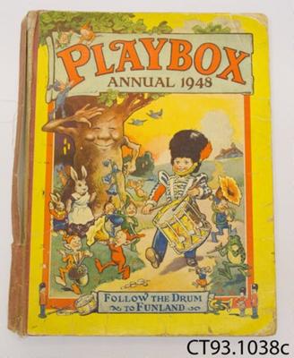Book [Playbox Annual 1948]; 1947; CT93.1038c