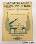 Book, music [The Walter Rolfe Second Piano Book]; CT01.3099.1