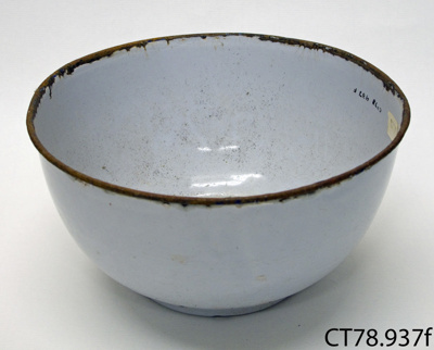 Bowl; [?]; [?]; CT78.937f