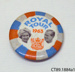 Badge, commemorative [Royal Tour, 1963]; [?]; 1963; CT89.1884a1