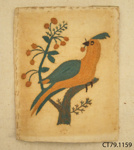 Picture, embroidered; Haste[?], Hannah (Miss); [?]; CT79.1159