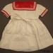 Dress, girl's; [?]; 1950s; CT08.4822.20