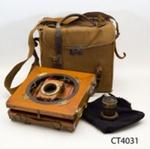 Camera, glass plate; [?]; [?]; CT4031.2-6
