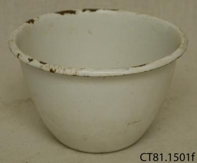 Bowl; CT81.1501f