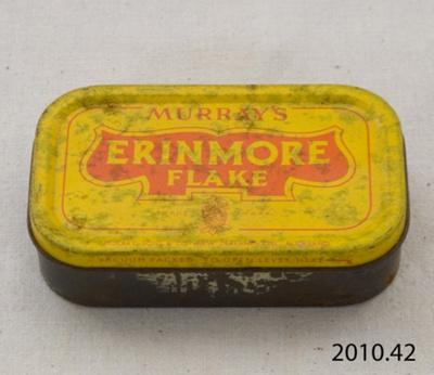 Tin, tobacco; Murray, Sons & Co (New Zealand) Ltd; [?]; 2010.42