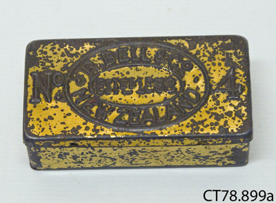 Matchbox; R Bell & Co; [?]; CT78.899a