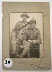 Photograph [Wilson brothers]; Southland Photo Co; 20th century; CT78.1005n