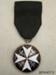 Medal [Officer of the Order of St John]; St John Ambulance Association; 20th century; 2010.417.3.2