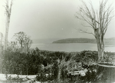 Photograph [Catlins River Mouth, 1908]; [?]; 1908; CT89.1888.24