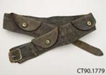 Belt, military; [?]; [?]; CT90.1779