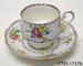 Teacup and saucer; Royal Albert; c1935; CT85.1737b