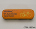 Tin, puncture repair kit; Romac Industries Ltd; [?]; CT86.1837e4