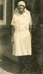 Photograph [Nurse]; [?]; CT83.1477a1