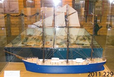 Model, scale [Surat]; Watkins, Robin (Mr); 21st century; 2011.229