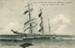 "Photograph [Wreck of ""Marguerite Mirabaud""]; Optimus Studio Co, (W Moffat jr.) Milton; 1907; CT88.1853h"