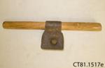Handle, saw; [?]; [?]; CT81.1517e