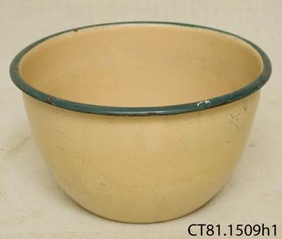 Bowl; CT81.1509h1