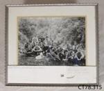 Photograph [Boy Scouts at Jacks Bay Blow Hole]; [?]; 1905; CT78.315