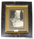 Photograph [Headstone of James S Alexander]; [?]; 20th century.; CT3065