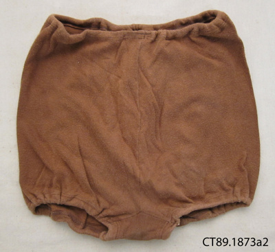 Knickers, girl's; Canterbury; [?]; CT89.1873a2