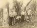 Photograph [Felling bush, Cannibal Bay Road]; [?]; 1904; CT79.1089h