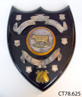Trophy [Owaka A&P Society]; Clutha Dairy Company; CT78.625