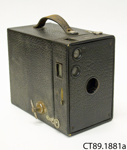 Camera, box; Eastman Kodak Co; [?]; CT89.1881a