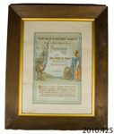 Certificate of appreciation [Pvte. Arch J Roger]; Owaka and District Patriotic Society; 1919; 2010.425