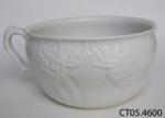 Pot, chamber; Hollinshead & Kirkham (Ltd); 1870-1900; CT05.4600