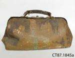 Bag, tool; [?]; [?]; CT87.1845a