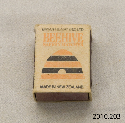Beehive Safety Matches